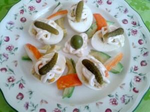 huevos rellenos surimi1