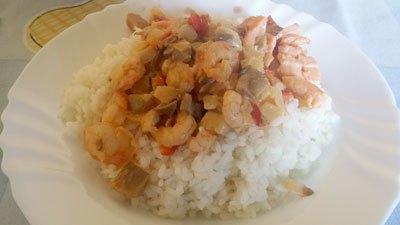 arroz año nuevo