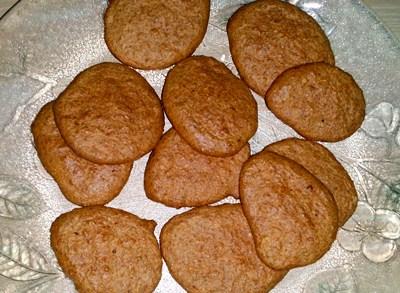galletas integrales salvado