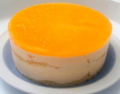 tirmisu naranja