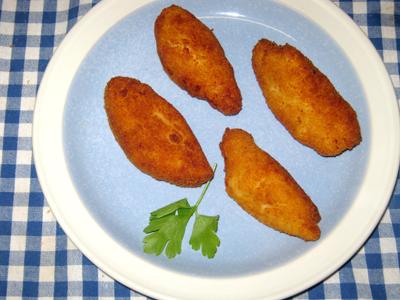 croquetas jamon
