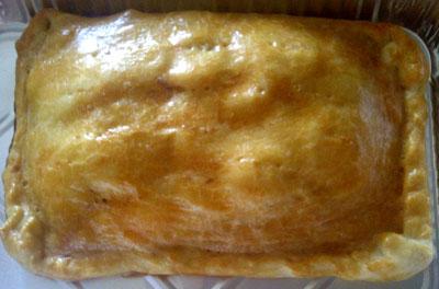 empanada codillo