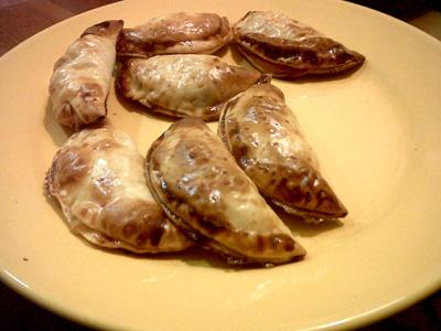 empanadillas de atun al horno