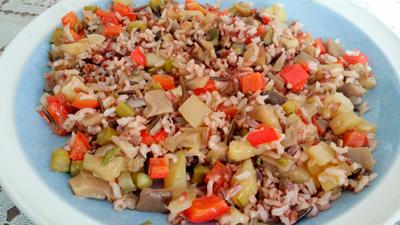 arroz-salvaje-con-verduritas